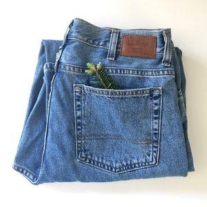 Men's L.L.Bean Jeans, 34x30